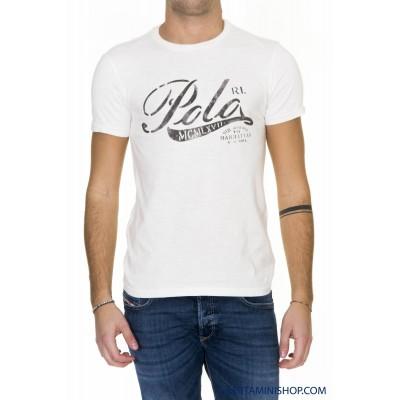 T-Shirt Ralph Lauren Uomo - A16Knc10Cs1Hh