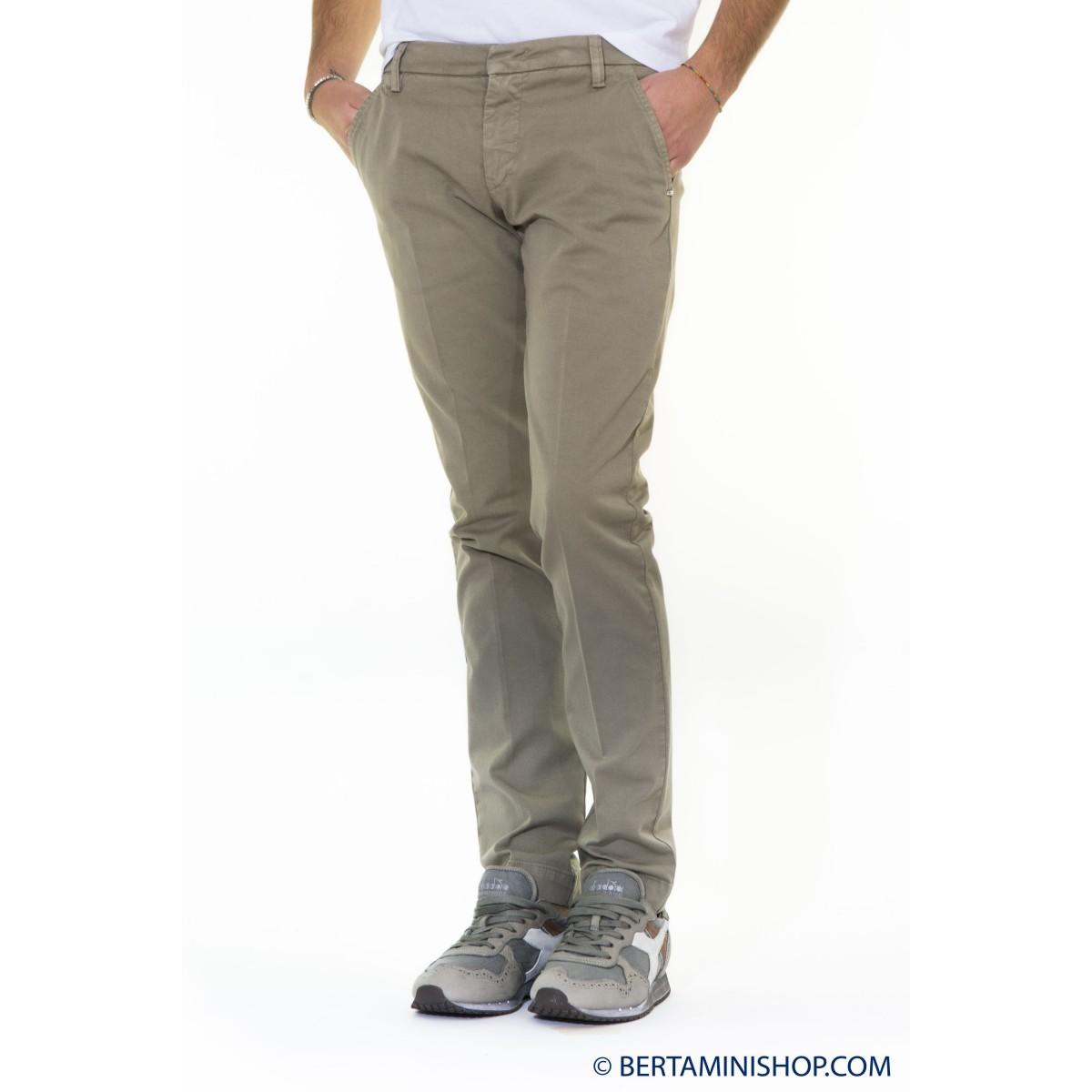 Trousers Entre Amis Man - 8201/292L17  Strech 401- Blu