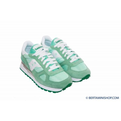 Shoes Saucony Woman - Shadow 1108 Donna 621 - Mint
