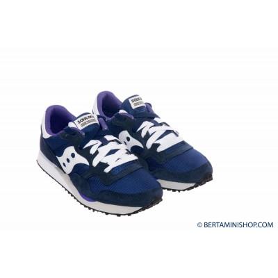 Shoes Saucony Woman - Dixon 60124 48 - Blue white