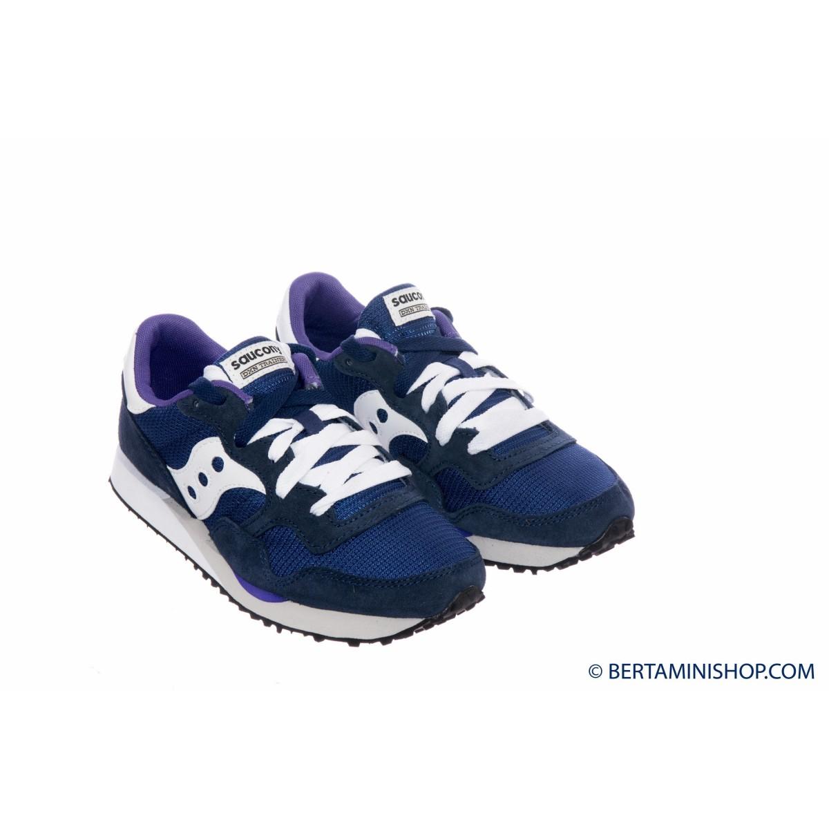 Schuhen Saucony Damen - Dixon 60124 48 - Blue white