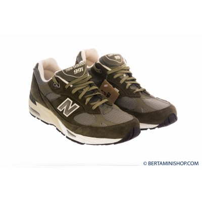 Shoes New Balance Man - M991 Made In Uk Originals
