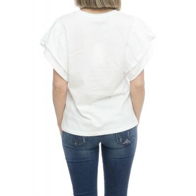 T-shirt donna - Evonne t-shirt stampa