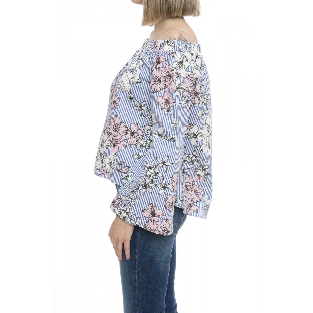 Camicia donna - Hortic camicia stampa