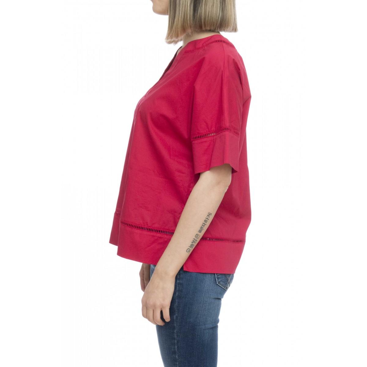 Camicia donna - 2243 camicia tinta unita
