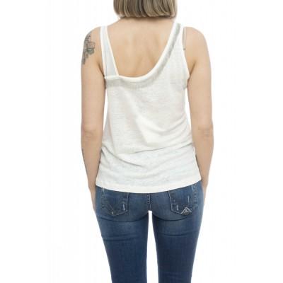 T-shirt donna - Tutina canotta