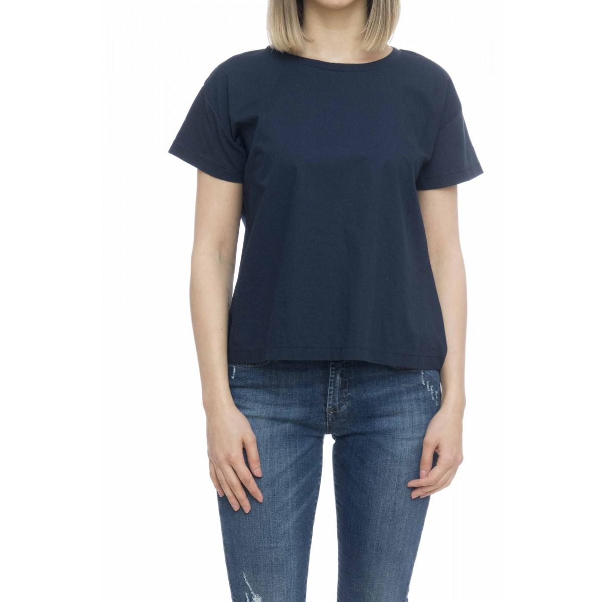 T-shirt donna - T19215 t-shirt tela + maglina