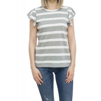 Polo - T19213 t-shirt rigata