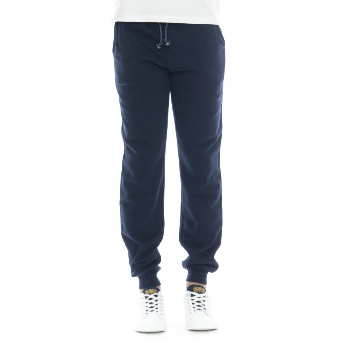 Pantalone uomo - F19126 pantalone jogging