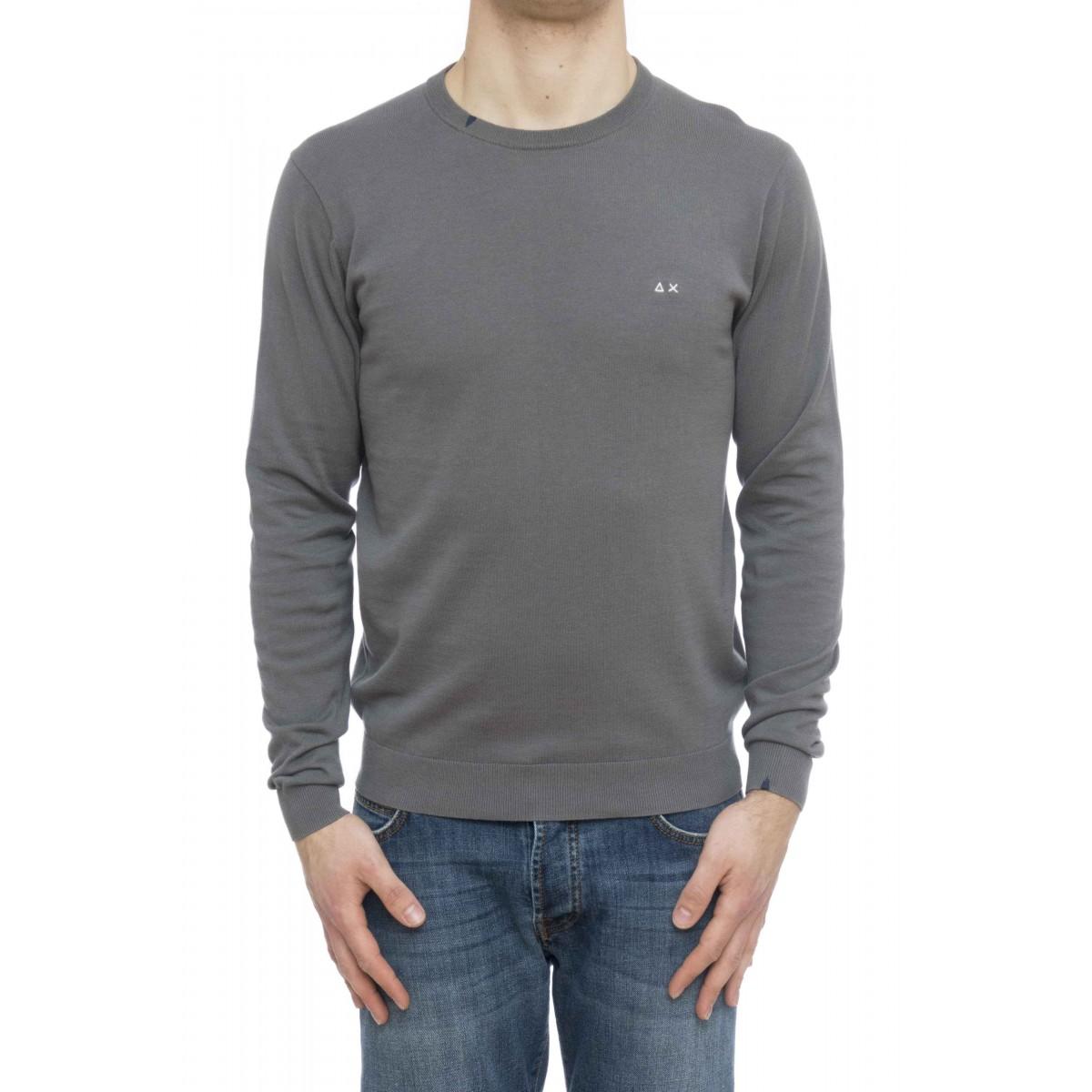 Maglia uomo - K19101 maglia girocollo basica