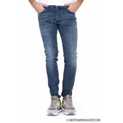 Pantalone uomo Entre amis - 8282/206l56 denim strech