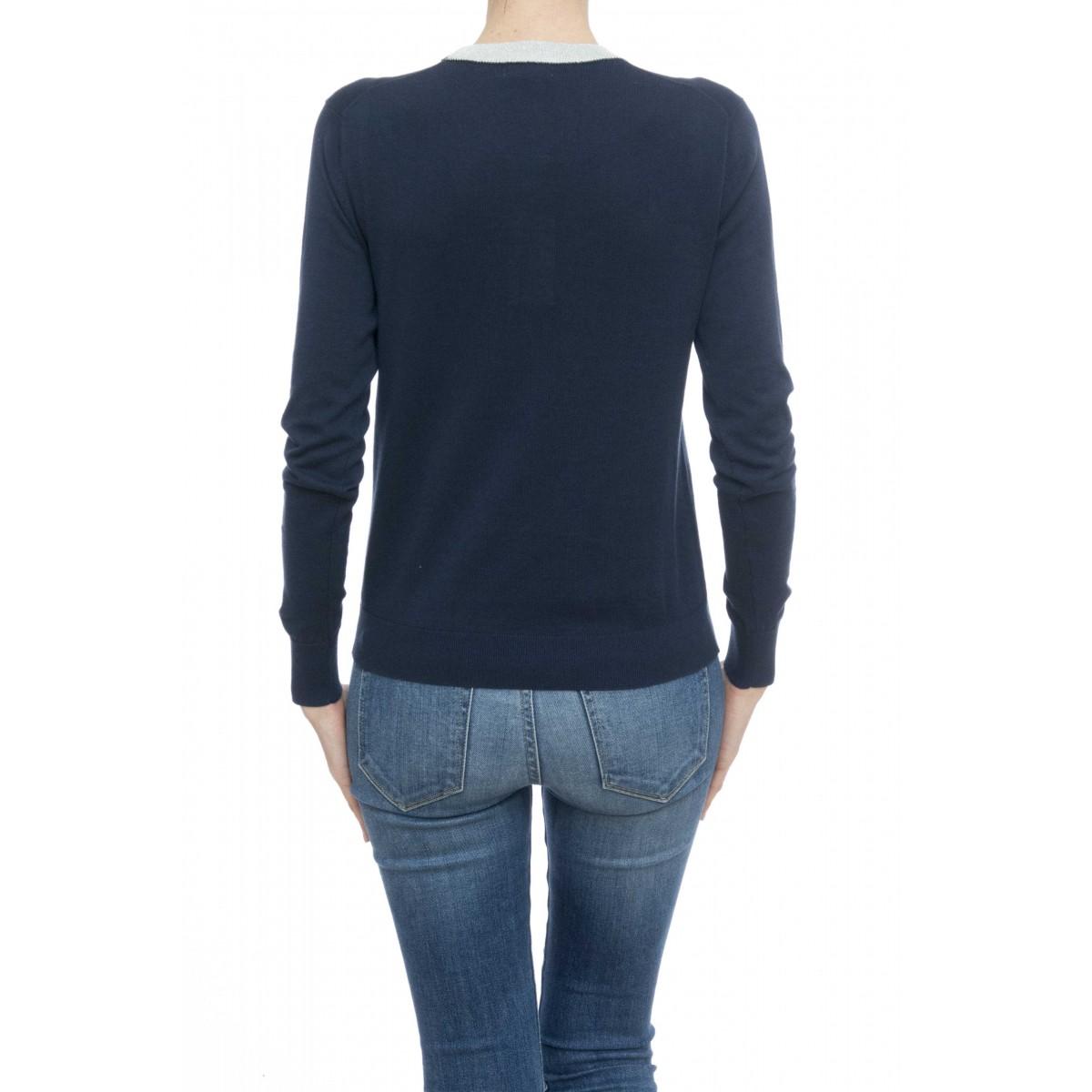 Maglia donna - K19214 maglia lurex