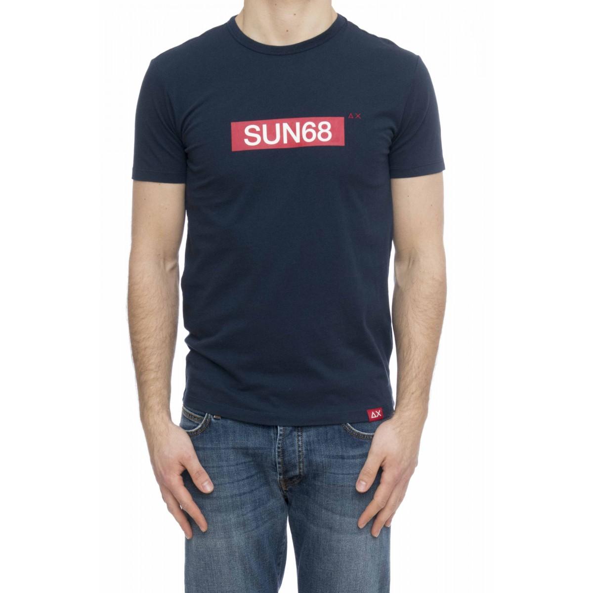 T-shirt uomo - T19105 t-shirt logo