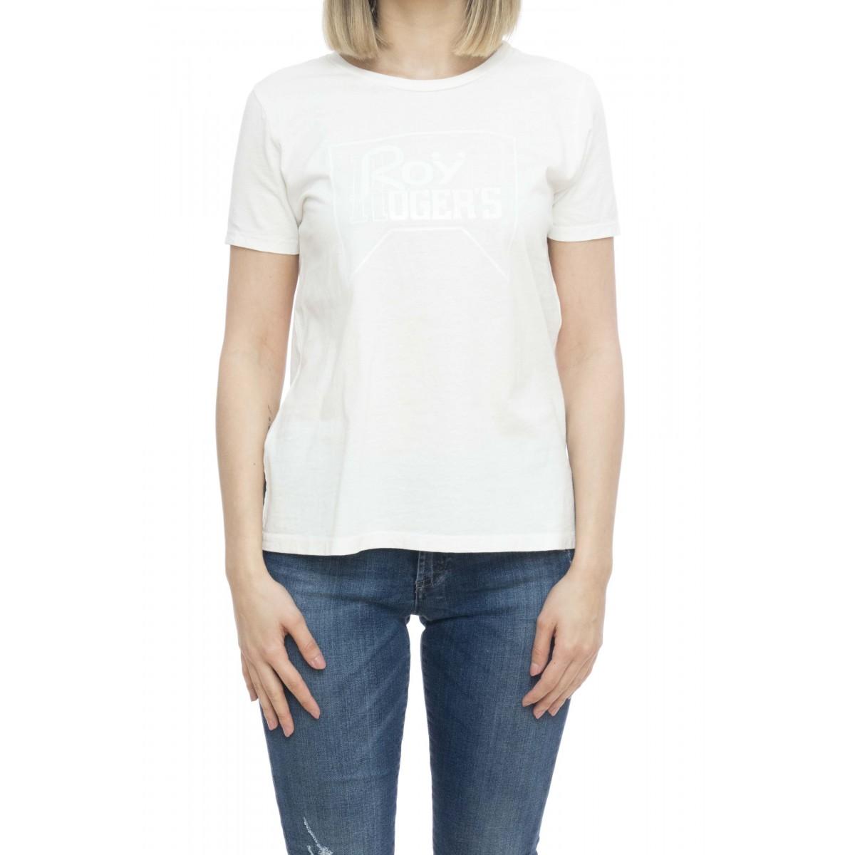 T-shirt donna - T-shirt cavallotto