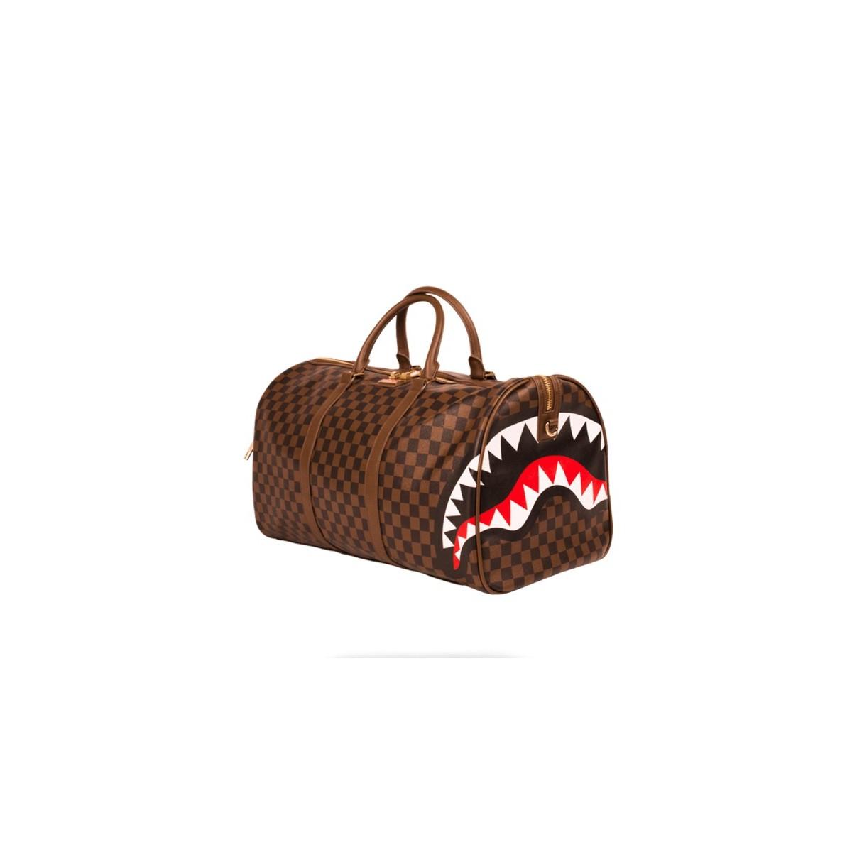 Borsa - Shark in paris duffle borsa grande