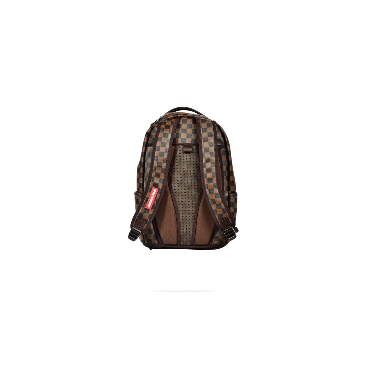 Borsa - Shark in paris brown zip oro