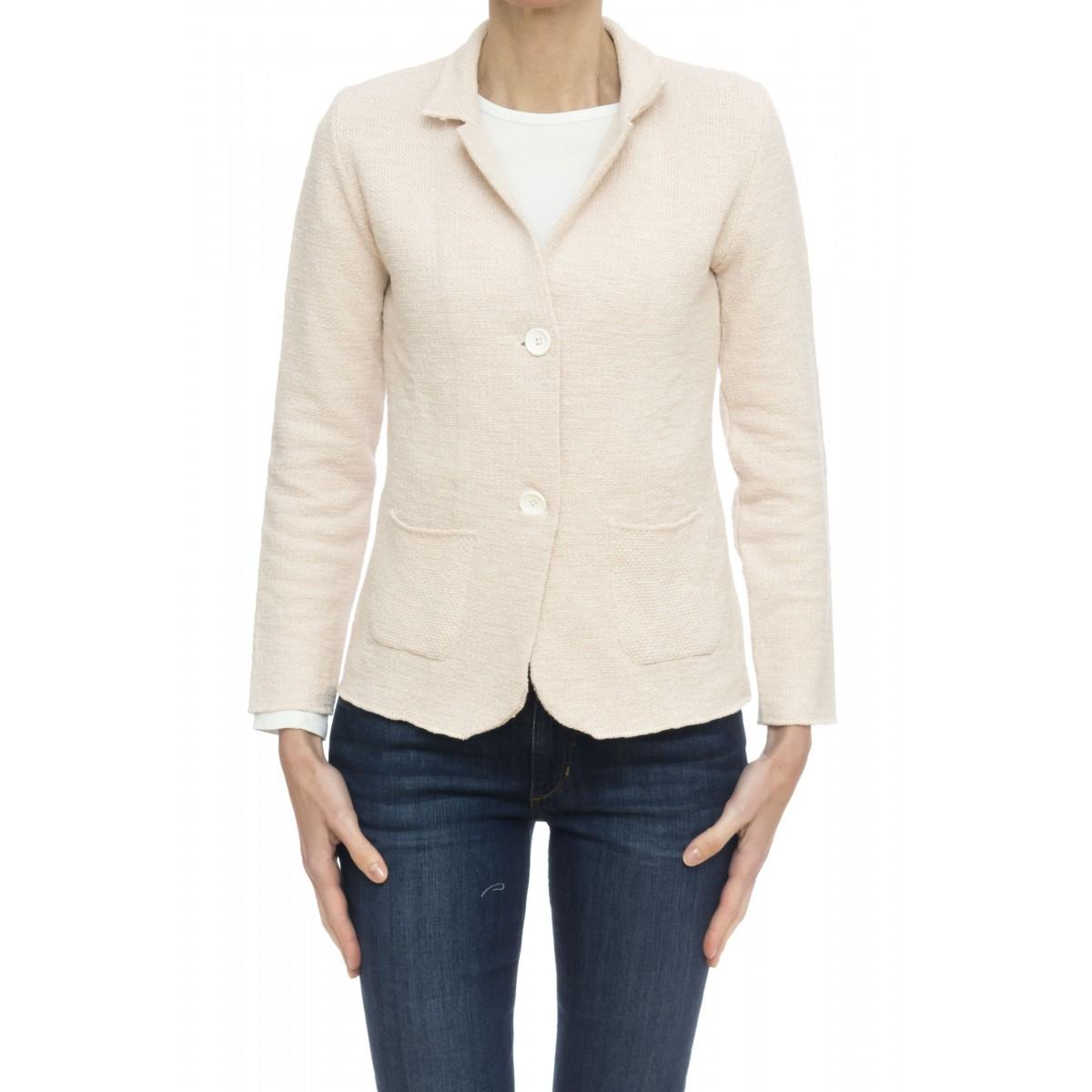Giacca donna - 518/e giacchina lino e cotone