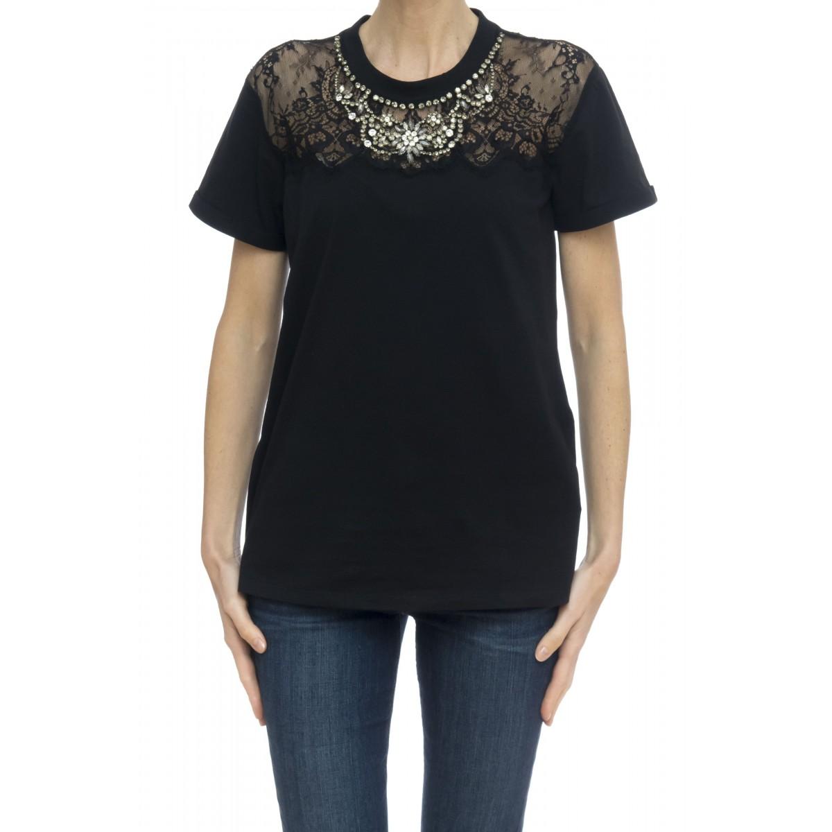 T-shirt - 2603 t-shirt pizzo