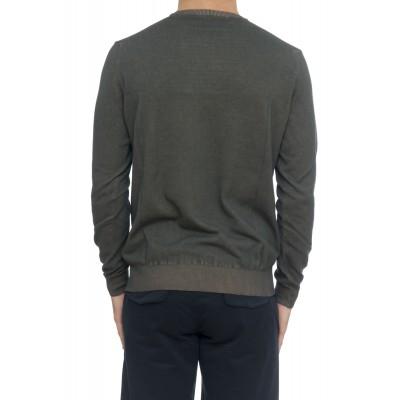 Maglia uomo - 7036/01 maglia lavata tino frost