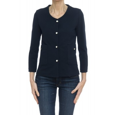 Giacca donna - Fd1252 chanel corto in jersey