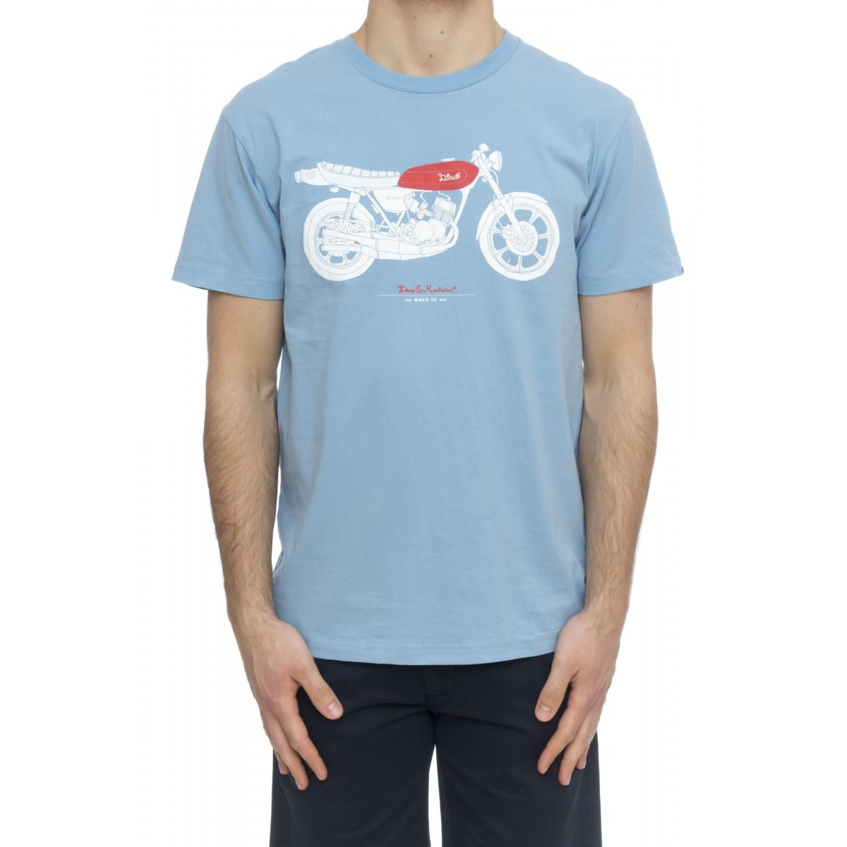T-shirt - Tee0148 moto