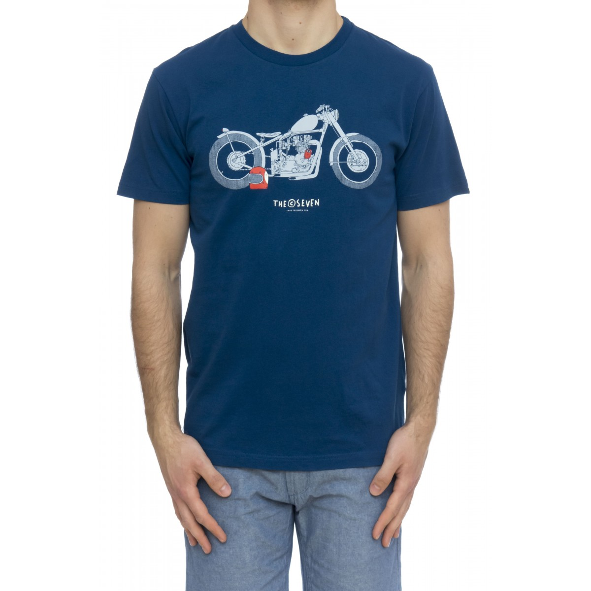 T-shirt - Tee151 moto