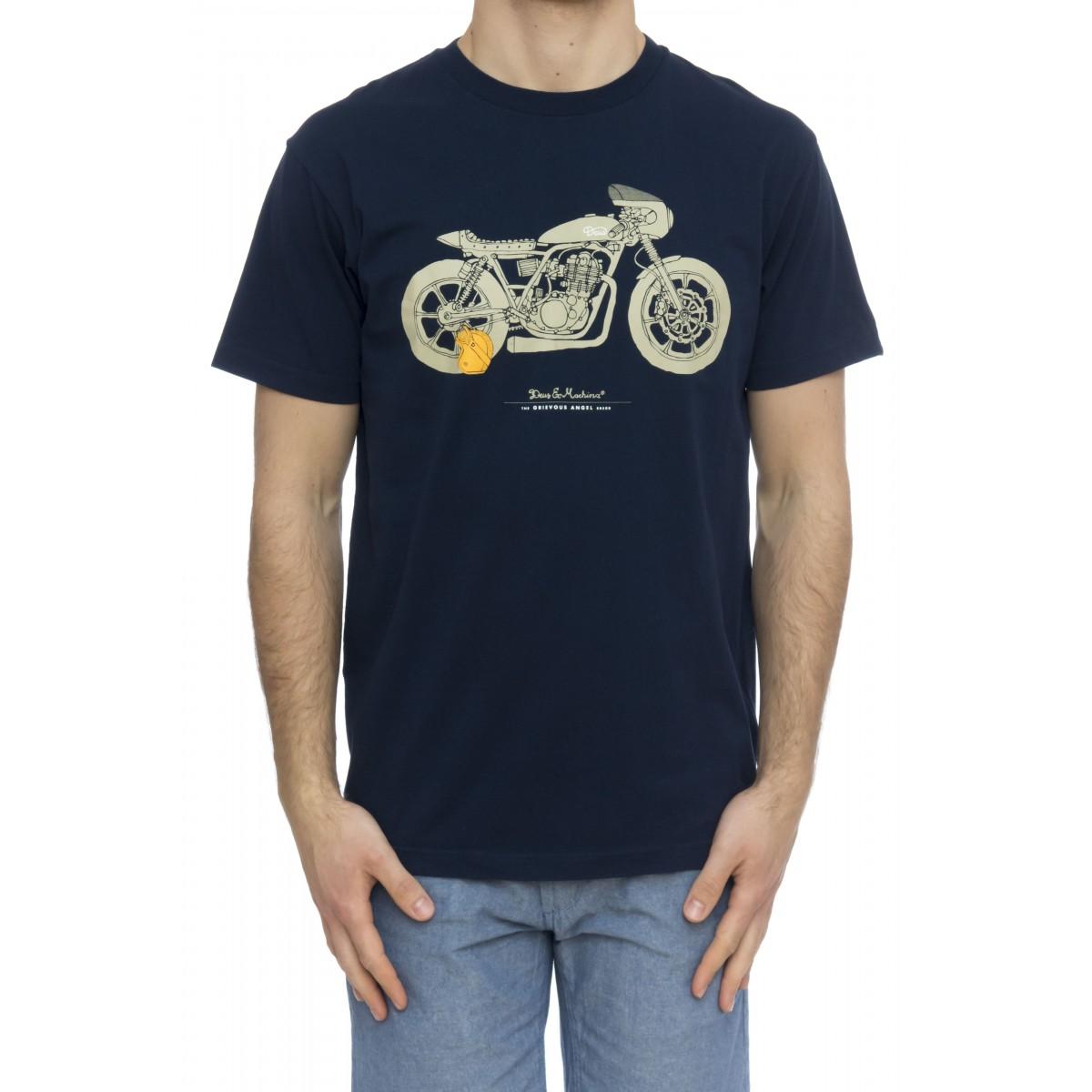 T-shirt - Tee0173 moto