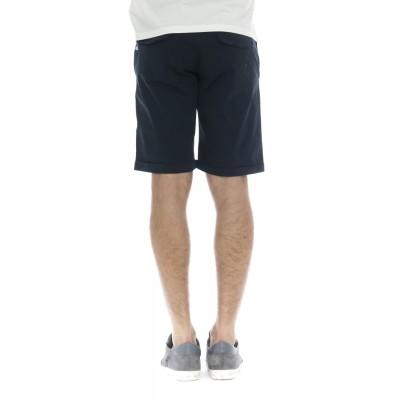 Bermuda uomo - B19101 bermuda tascafilo