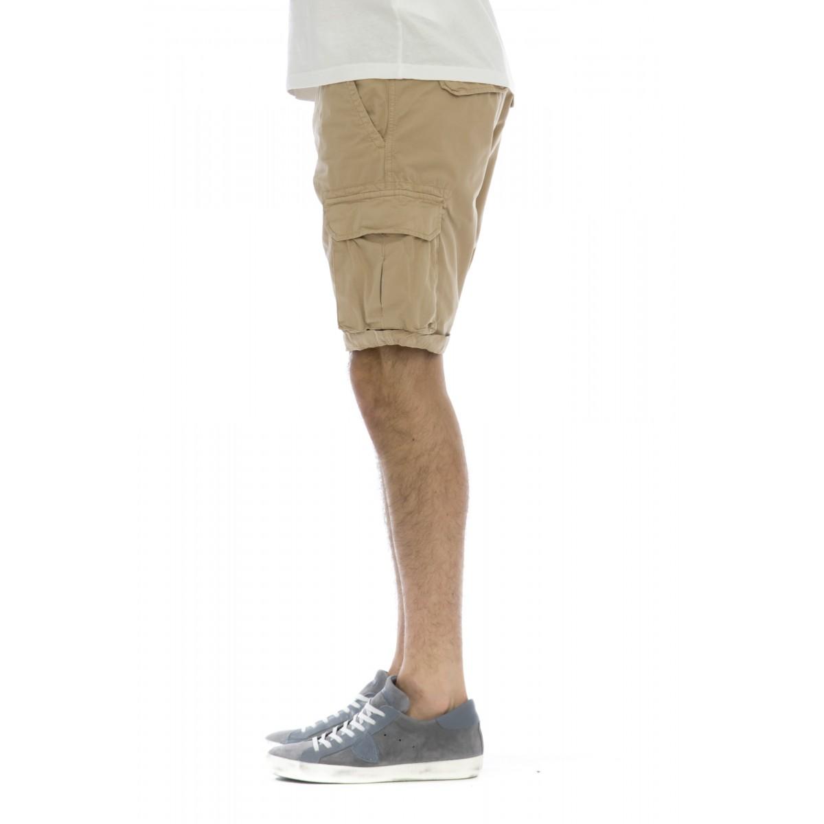 Bermuda uomo - Nick 3746 bermuda tasconato