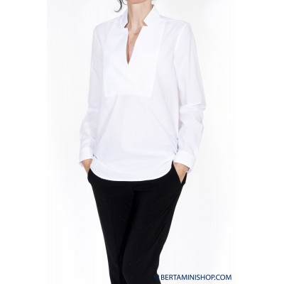 Camicia donna Glenshirt red - Neel l6505