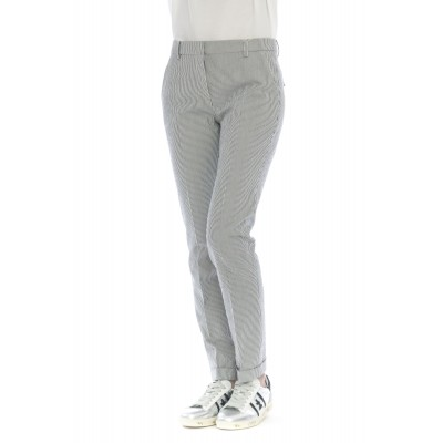 ef552c59b1a5 Incotex Pantalone donna - 171703 d6256 leyre slim righina