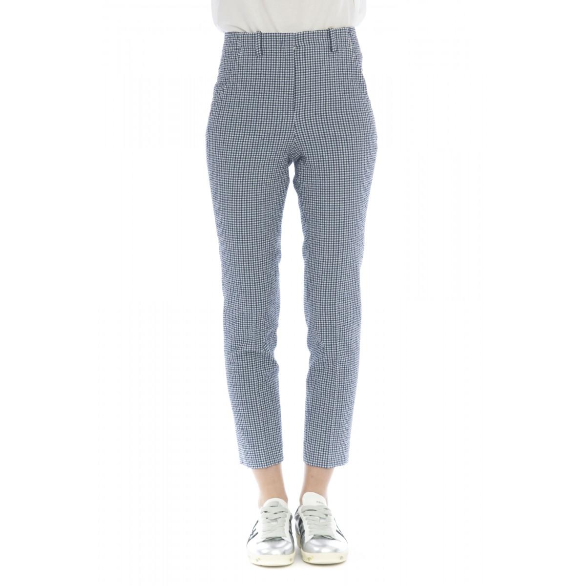 Pantalone donna - 172659 d6255 galene quadretto sirsacher