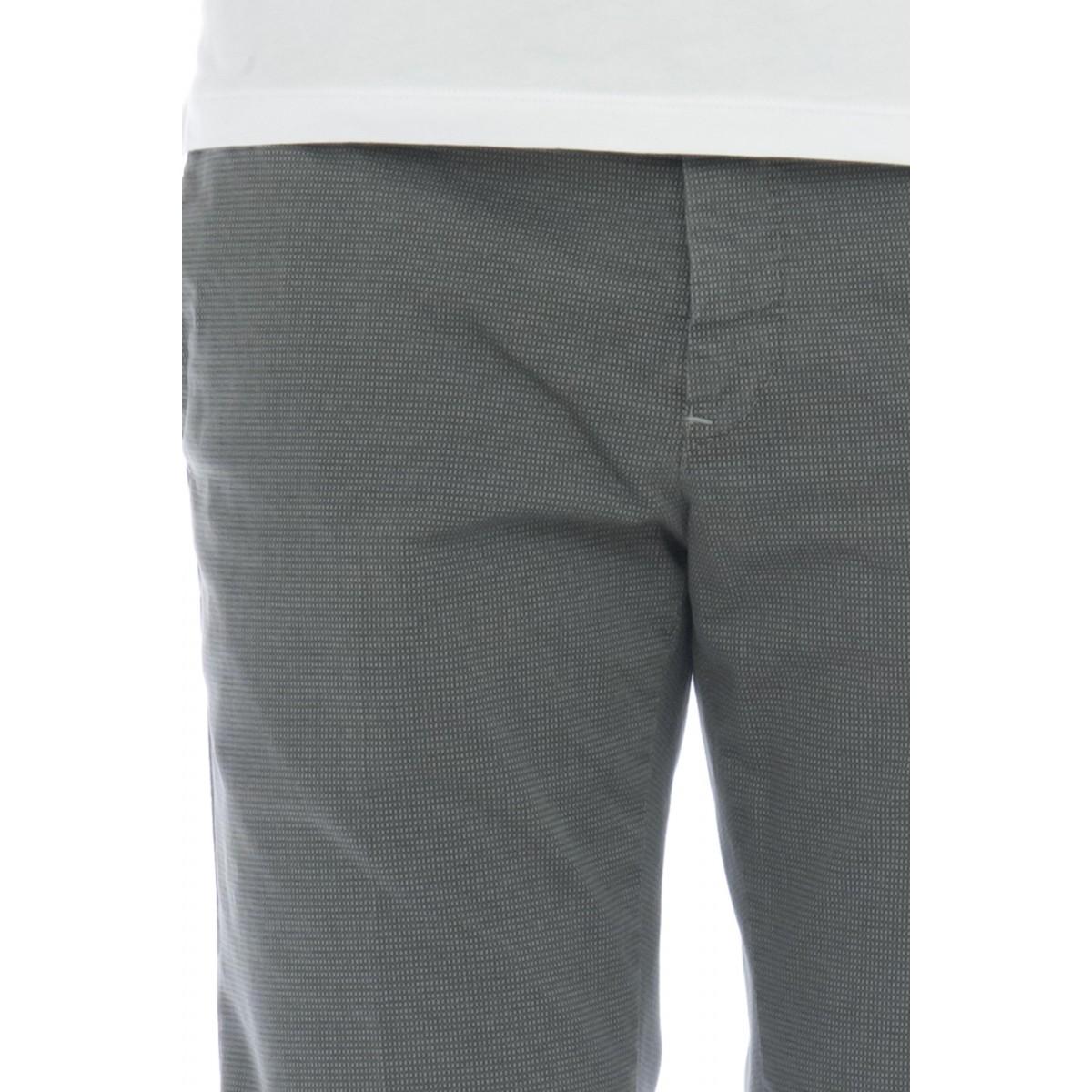 Pantalone uomo - Dt01z nt99 super slim satene strech