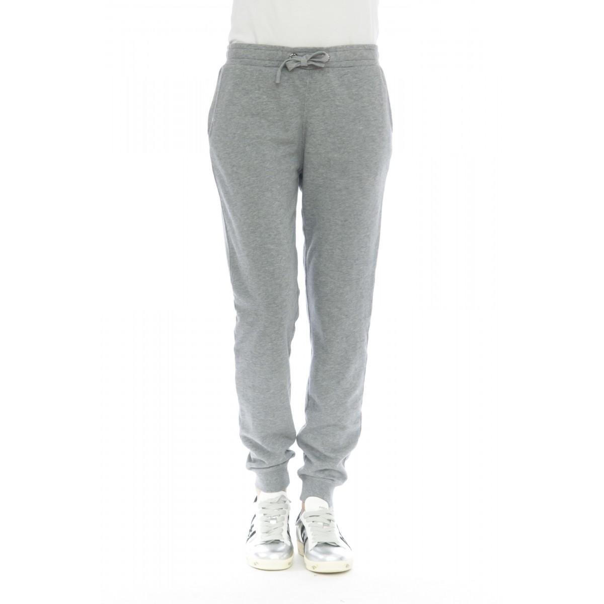 Pantalone donna - F19217 pantalone felpa