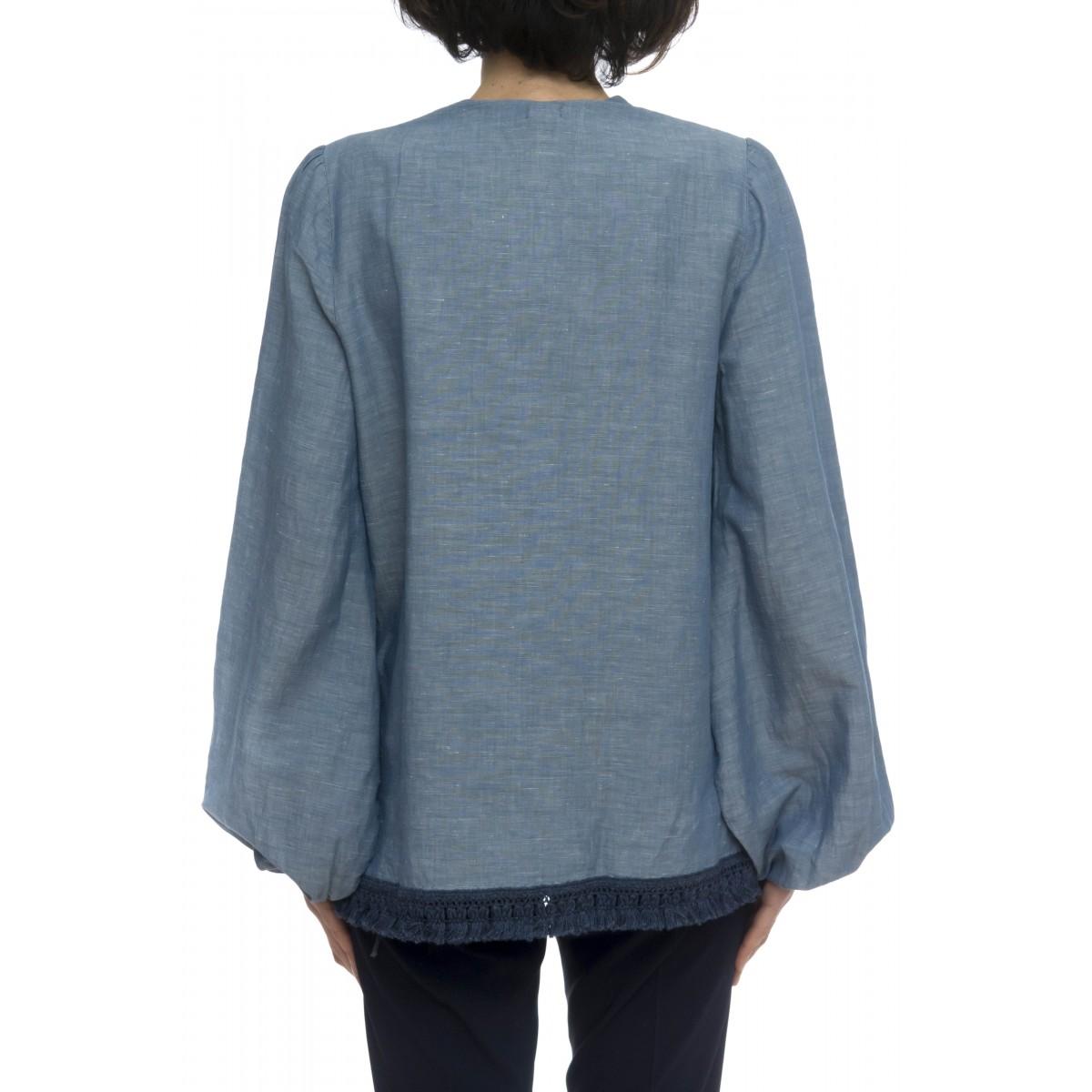 Camicia donna - Kala camicia denim light