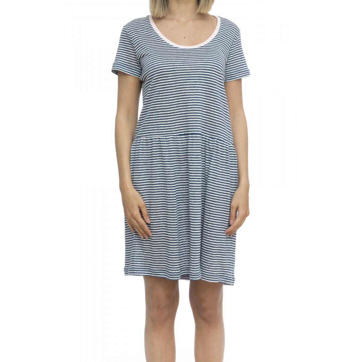 Vestito - L19208 vestito lino