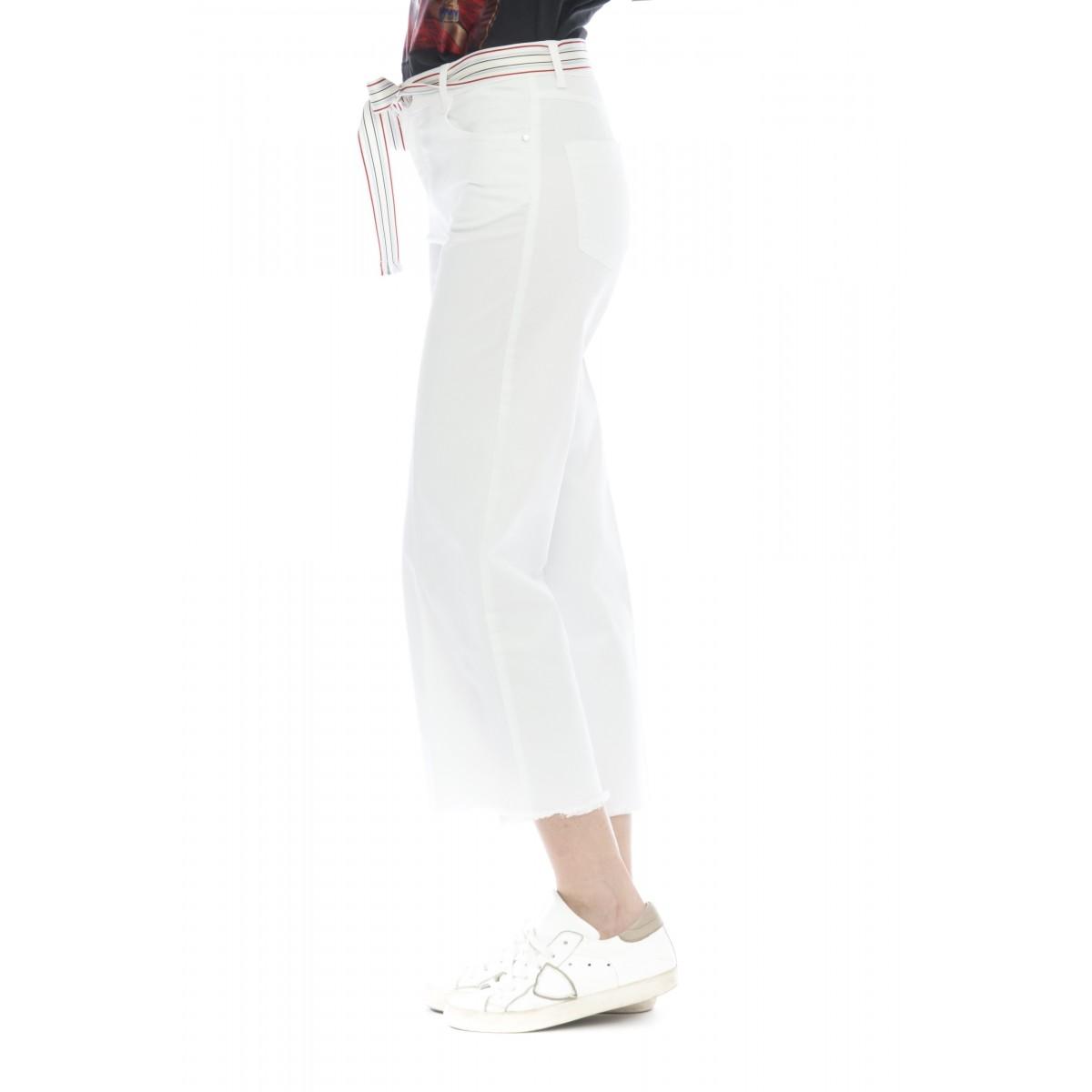 Jeans - Lira jeans bianco