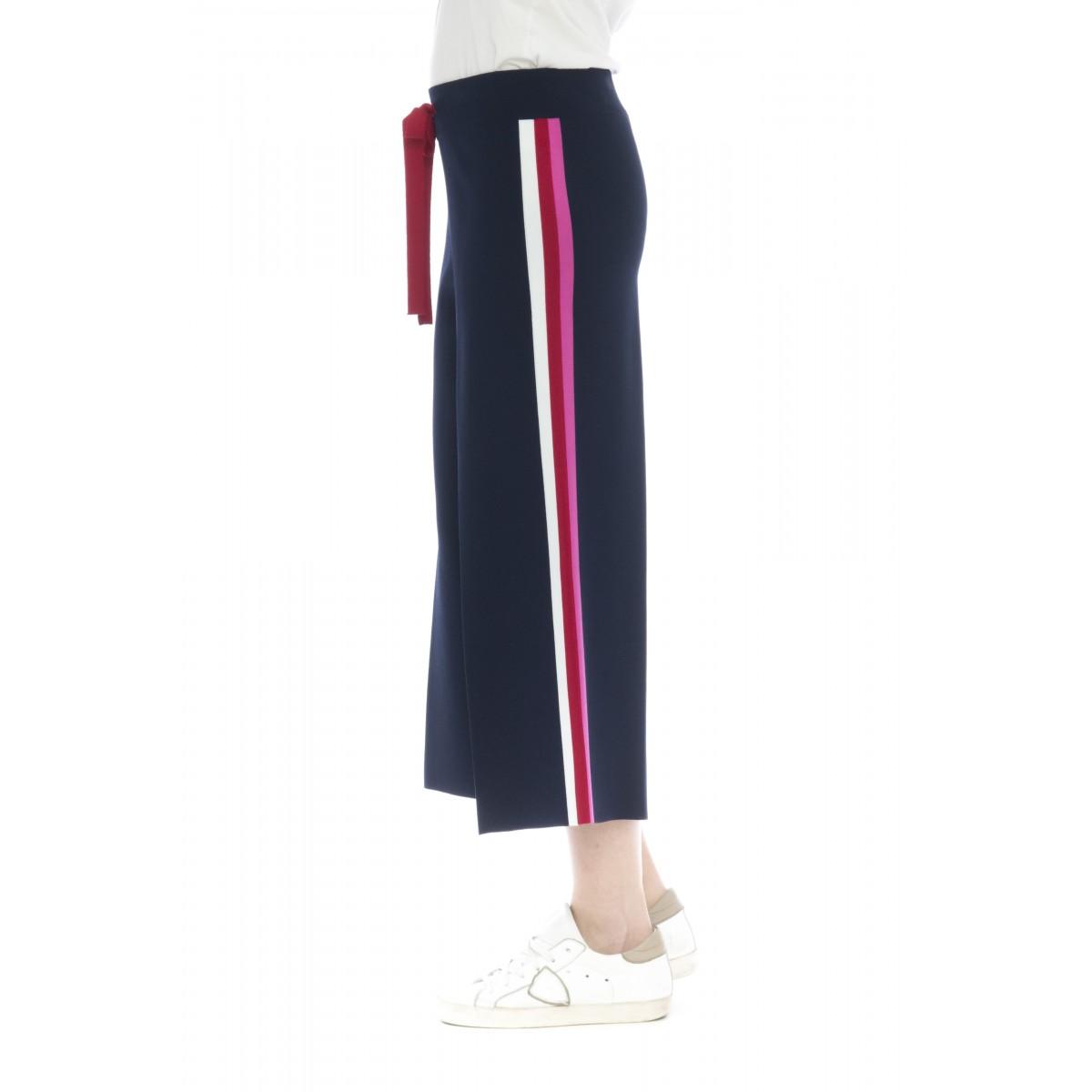 Pantalone donna - Novia pantalone maglia banda