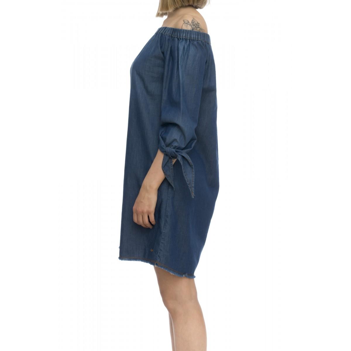 Vestito - S19205 vestito jeans