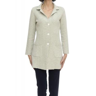 Cappotto - 519/e cappottino lino e cotone