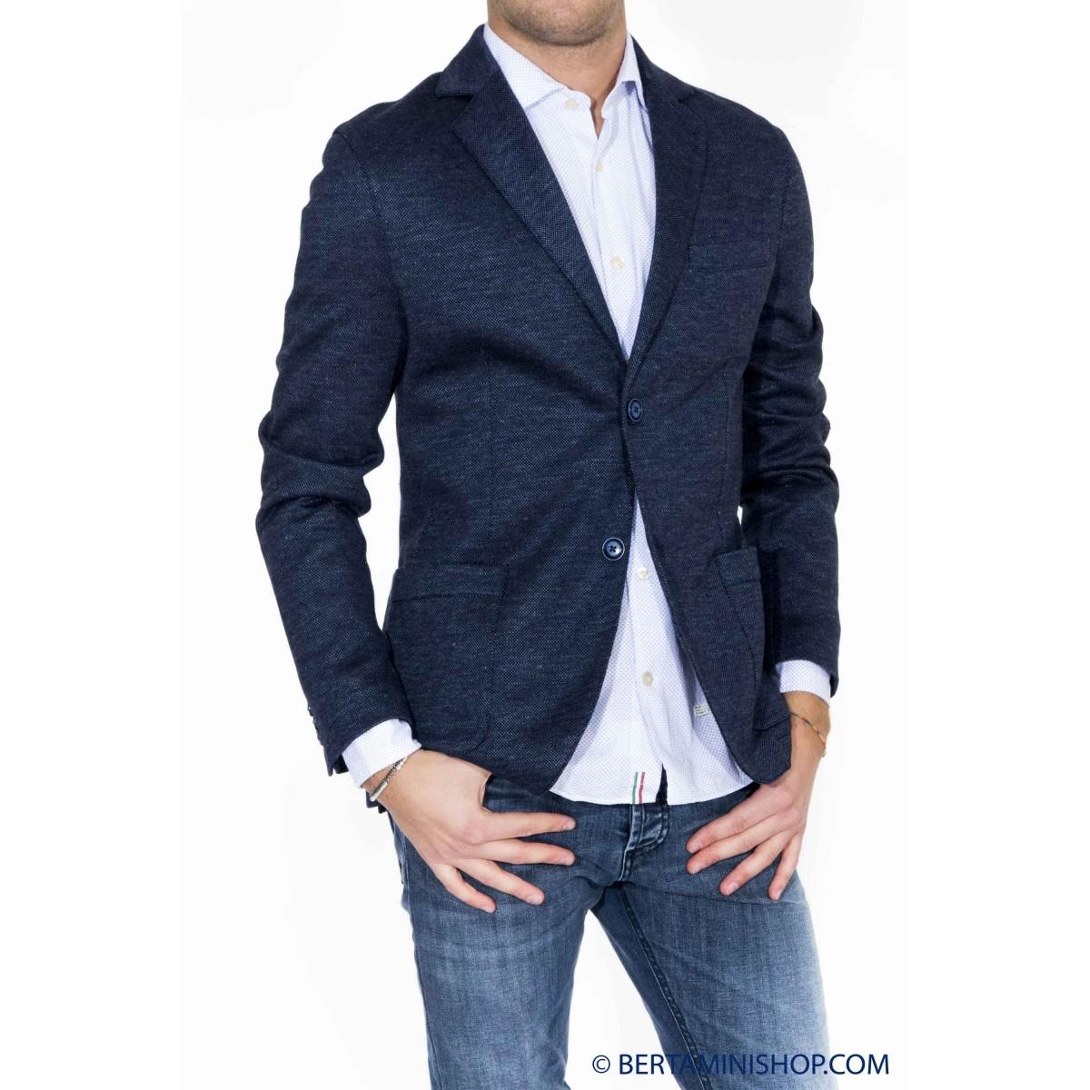 Giacca uomo Circolo 1901 - Cn1116 giacca lino-cotone