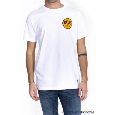 T-shirt uomo Deus ex machina - Dms51620a sketch
