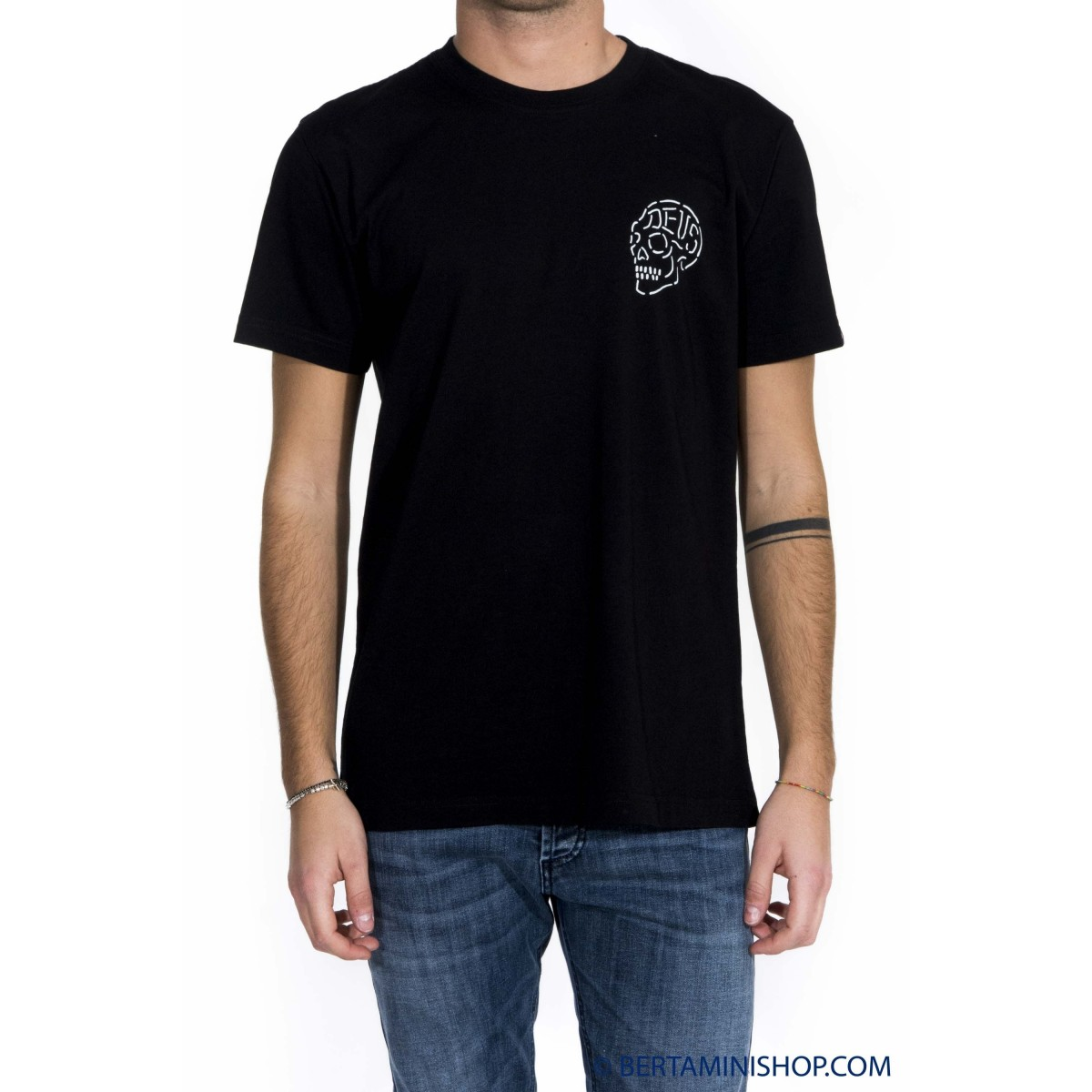 T-shirt uomo Deus ex machina - Dmh31645c icons