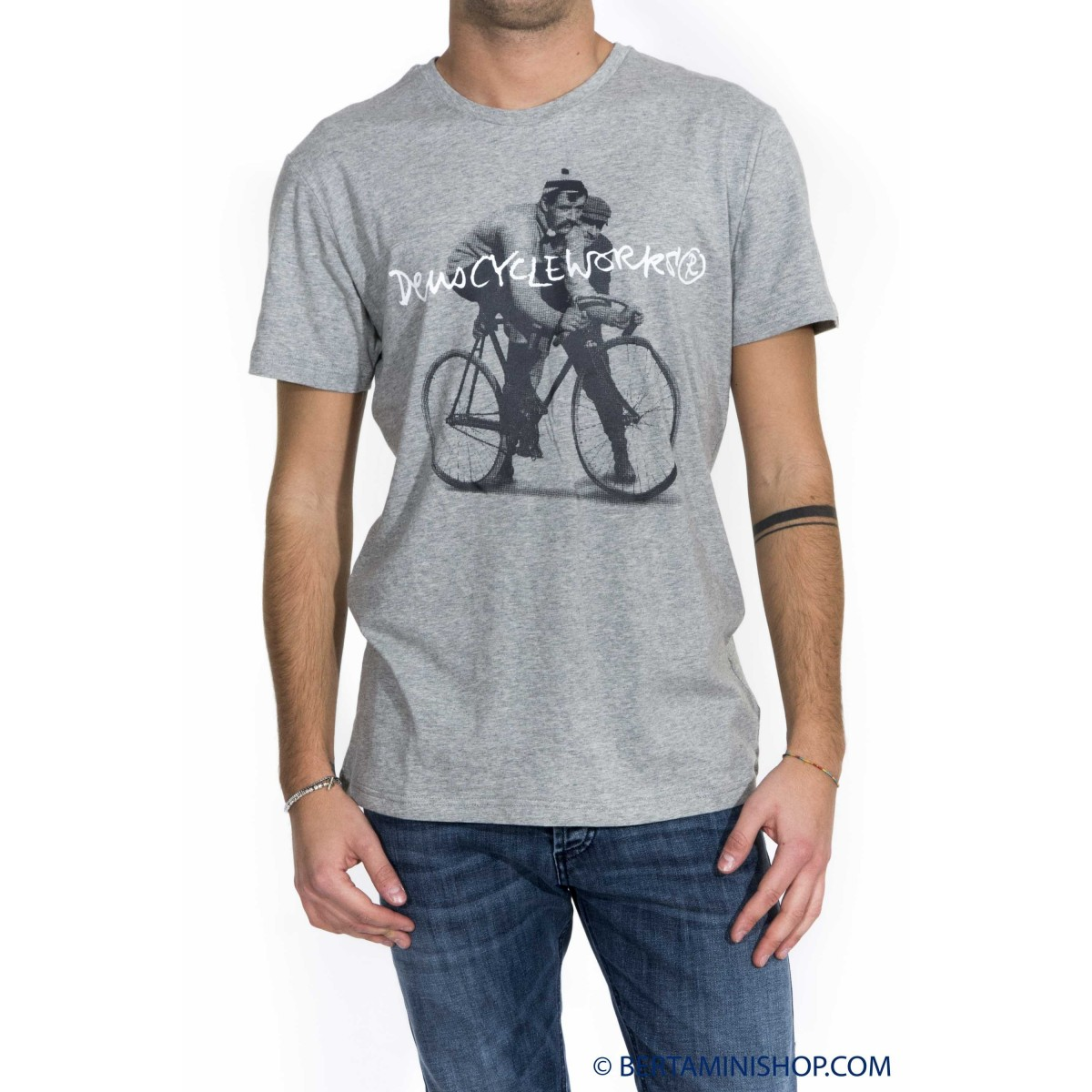T-shirt uomo Deus ex machina - Dms51614c