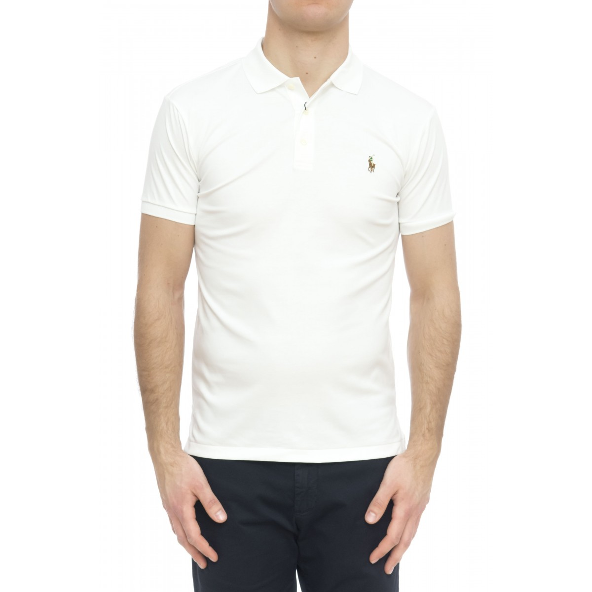 Polo - 685514 polo slim pima cotton