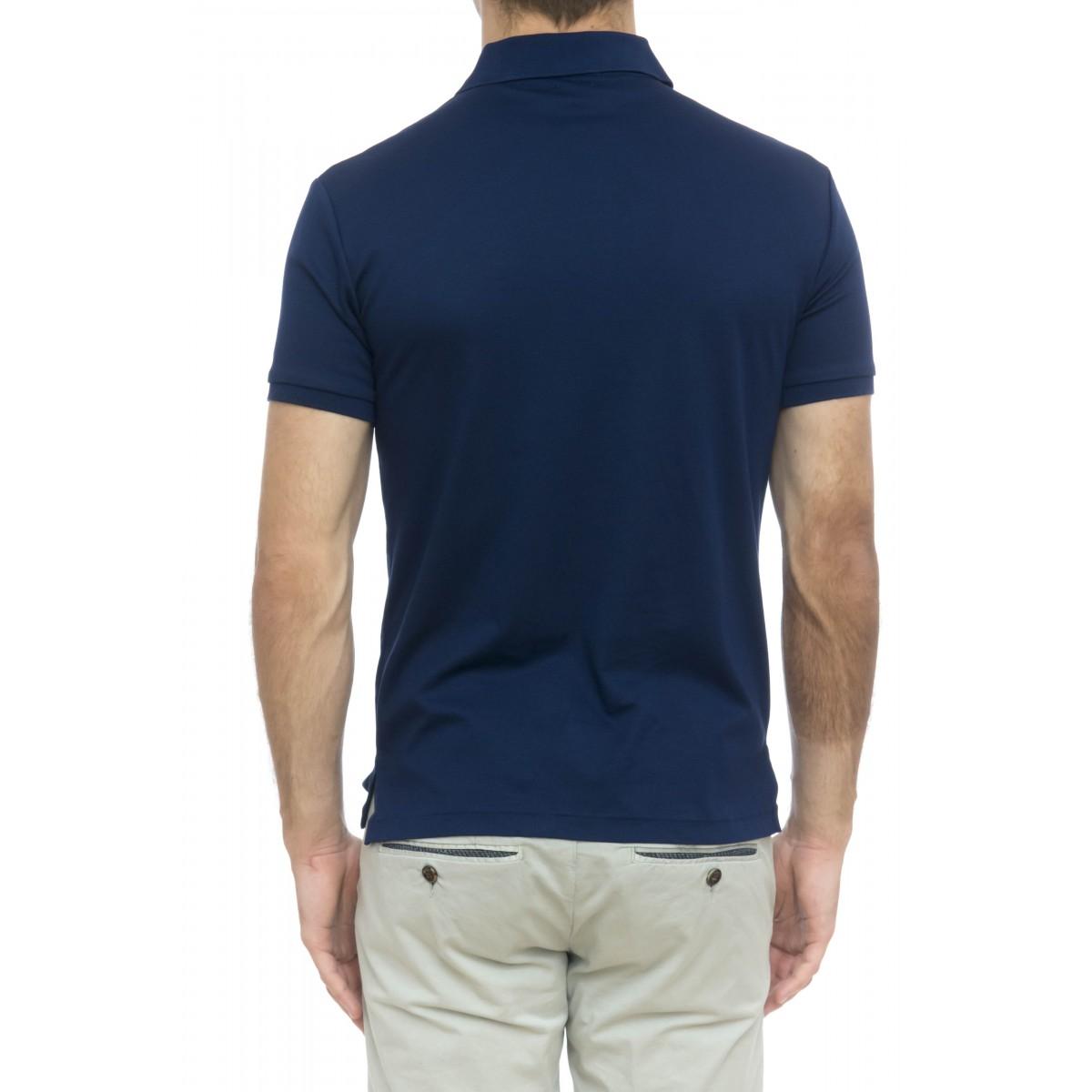 Polo - 652578 polo slim pima cotton