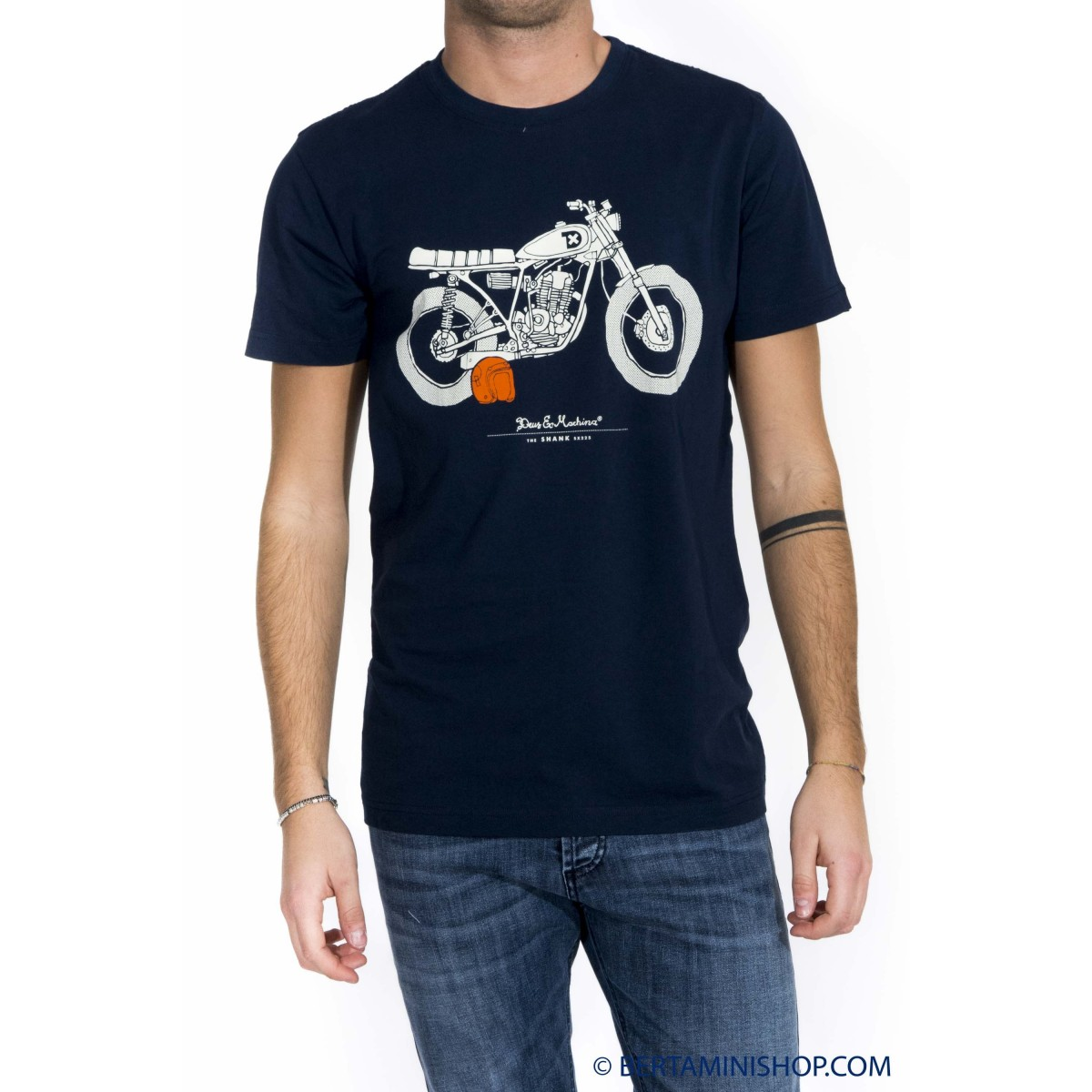 T-shirt uomo Deus ex machina - Dmw41808k