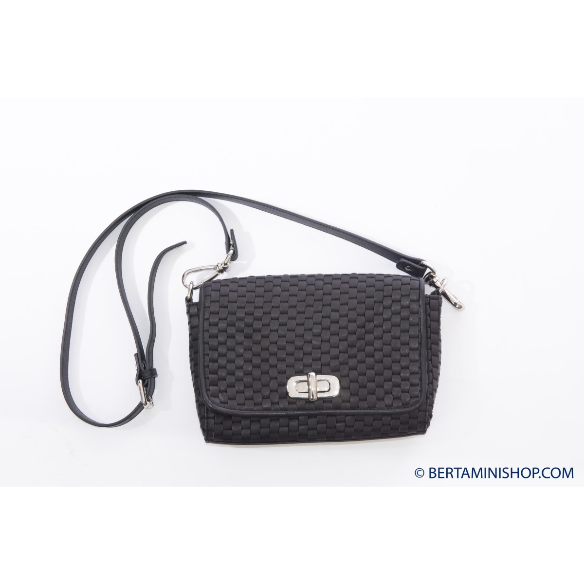 Borsa Bruno Parise Italia - Billie NERO