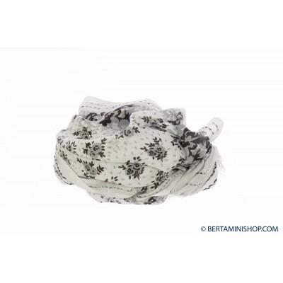Sciarpa Camerucci - 1323 ortensia 70x180 55% modal 45% cotone