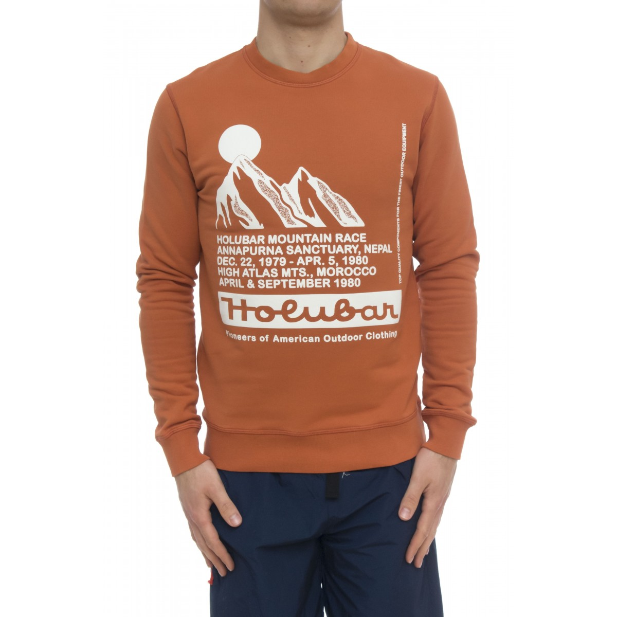 Felpa uomo - Tribute sweaters mountain race